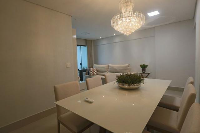 Apartamento 3 Suites Mobiliado Setor Bueno - Res. Excellence - Foto 4
