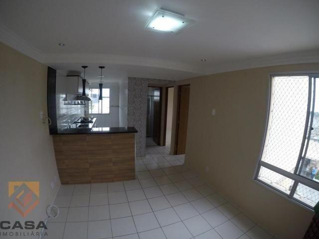 F-M - Lindo apartamento 2 Qts - Cond. Costa do Mar