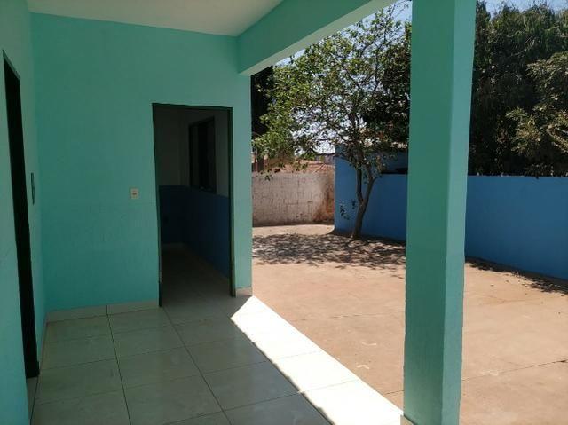 Casa 2 Qts na Laje terreno com escritura, Colonia Agrícola Samambaia,Entrada do Sam's Club - Foto 8