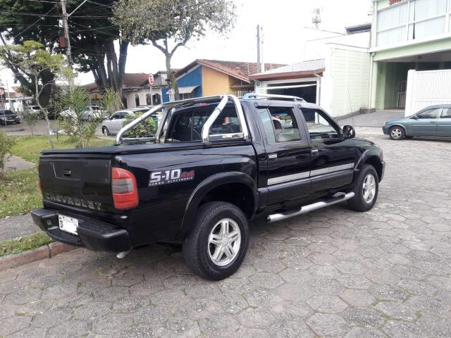 S10 Executive 2.8 MWM Turbo Diesel 2006 - Foto 3