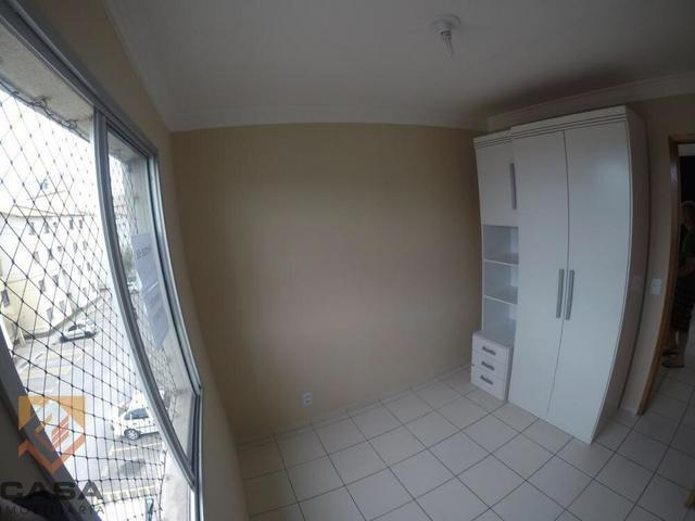 F-M - Lindo apartamento 2 Qts - Cond. Costa do Mar - Foto 4