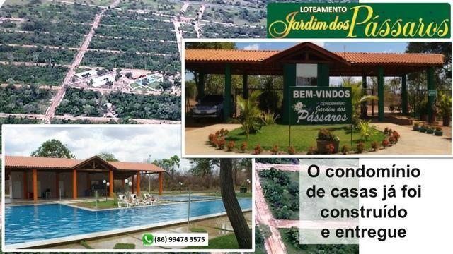 Vendo casa em acabamento dentro de condomínio-Campo Maior-PI - Foto 6