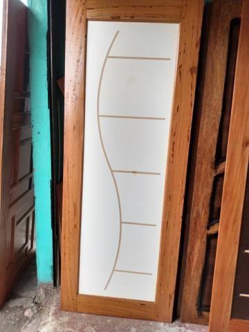 Porta de madeira e MDF - Foto 5