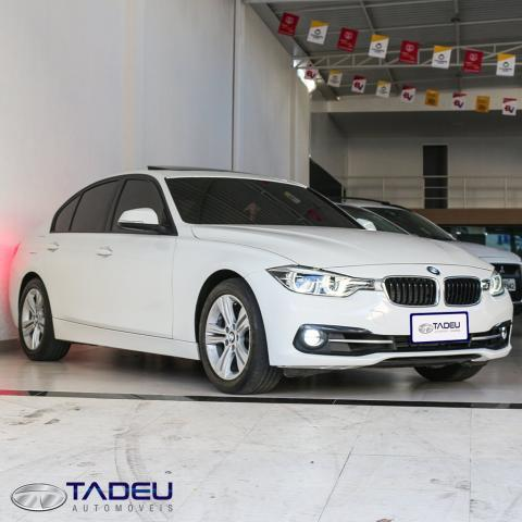 BMW 320I 2016/2017 2.0 SPORT 16V TURBO ACTIVE FLEX 4P AUTOMÁTICO
