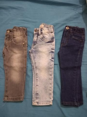 Calça jeans p/menino - Foto 2