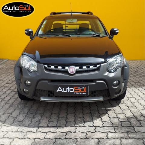 FIAT STRADA 2013/2013 1.8 MPI ADVENTURE CE 16V FLEX 2P MANUAL - Foto 2