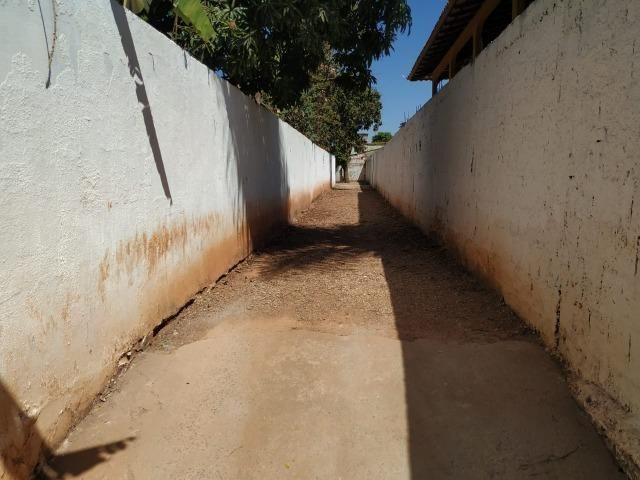 Casa 2 Qts na Laje terreno com escritura, Colonia Agrícola Samambaia,Entrada do Sam's Club - Foto 16