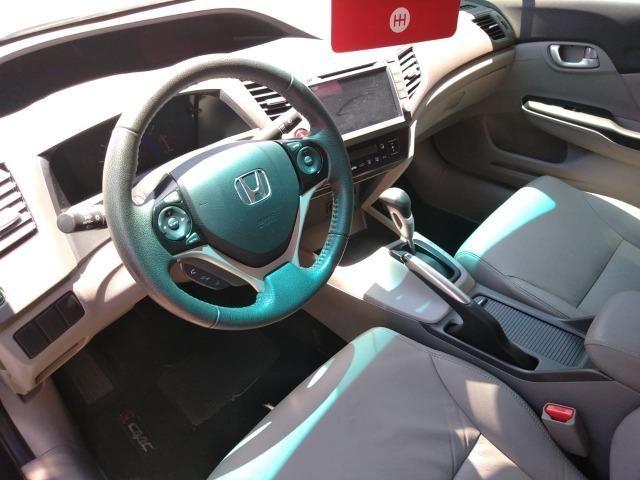 Civic LXR 2.0 AT - 2014 - Foto 8