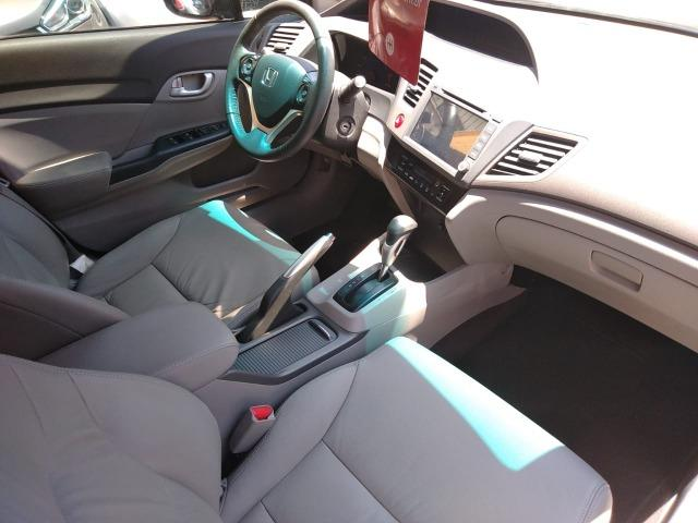 Civic LXR 2.0 AT - 2014 - Foto 3