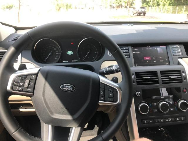 Land Rover Discovery 2019 - Foto 8