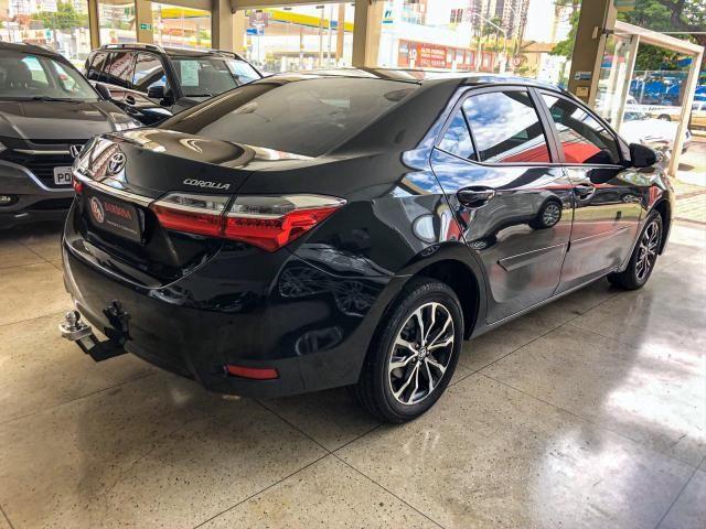 TOYOTA COROLLA 2017/2018 1.8 GLI UPPER 16V FLEX 4P AUTOMÁTICO - Foto 5