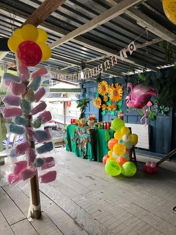 Flutuante aluguel para festas e confraternização - Foto 10