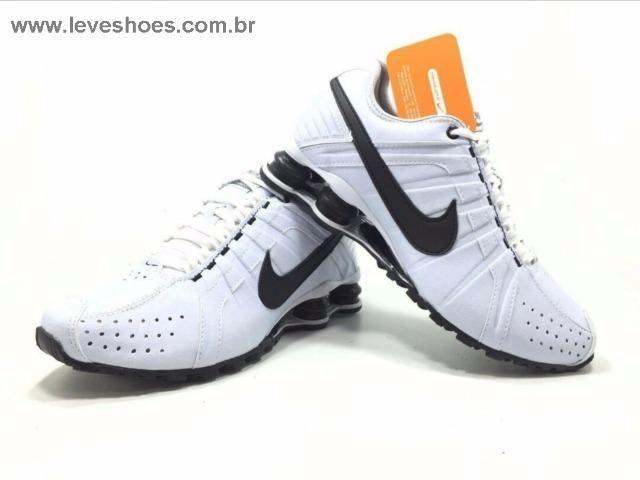 Tênis Nike Shox Júnior 4 Molas Masculino 189 - Foto 3