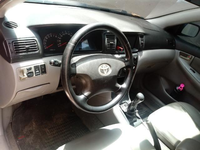 Vendo Corolla XEI 1.8 R$12mil - Foto 9