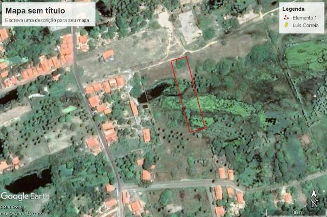 Terreno no Bairro Cearazinho - Luis Correia - PI - Foto 7
