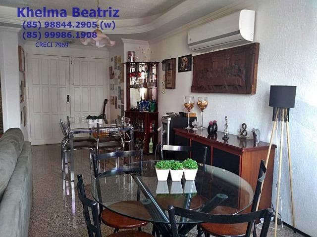 Apartamento, 131m², 3 quartos ( 2 suítes), Dce - Papicu - Foto 4