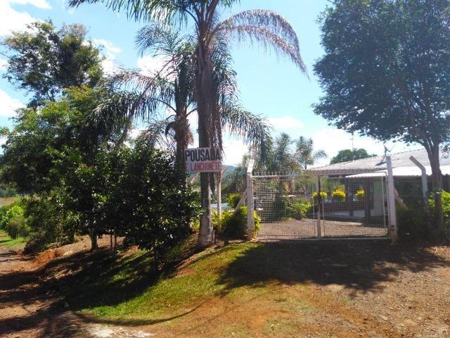 Pousada e Lanchonete Beira do Iguaçu . Alagado do Candói PR - Foto 18