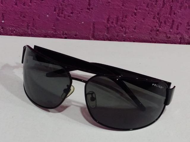 Óculos de Sol Police Masculino Original - Bijouterias, relógios e ... b484017b0e