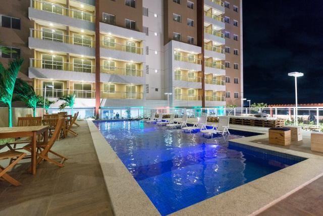 Duo Towers Residence, NOVO, 57m2, 2 Qtos, 2 Vagas e com Preço Promocional - Foto 13