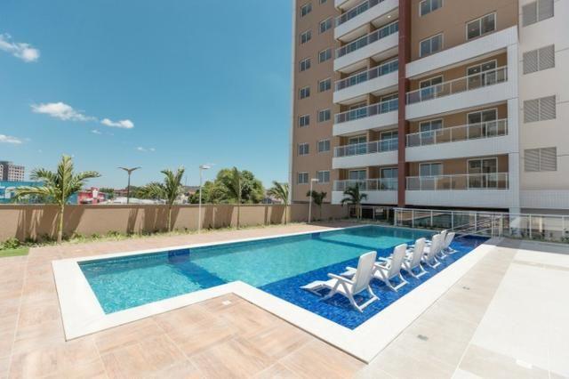 Duo Towers Residence, NOVO, 57m2, 2 Qtos, 2 Vagas e com Preço Promocional - Foto 3