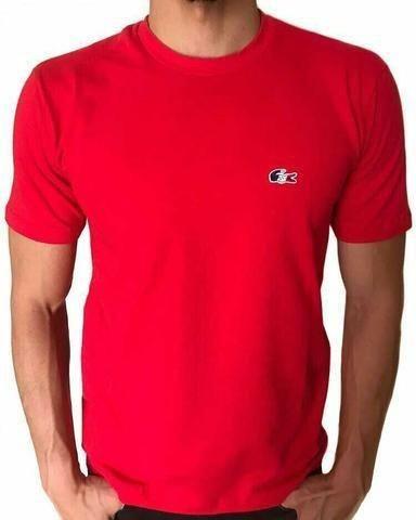 Camisa basica lacoste vermelha - Roupas e calçados - Barra da Tijuca ... 7eee3da3d9