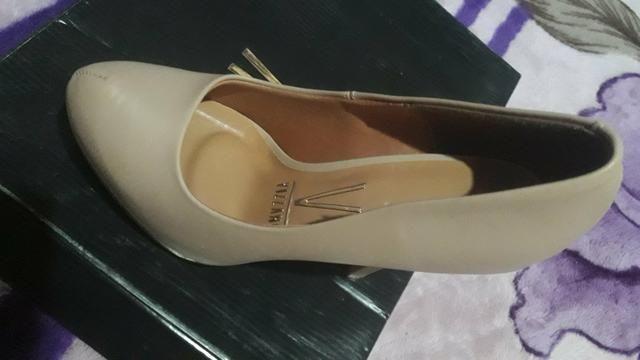 Sapato de salto alto Vizzano novo - Foto 2