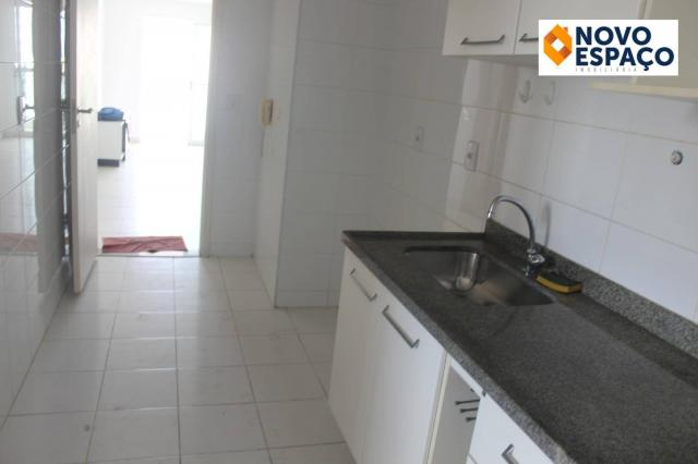 Apartamento com 2 dormitórios para alugar, 70 m² por R$ 1.000/mês - Centro - Campos dos Go - Foto 17