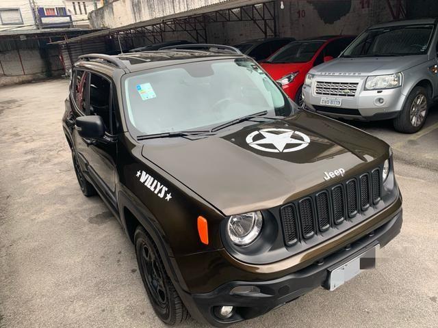 Jeep Renegade Custom 2 0 4x4 Tb Diesel Aut 2018 724393852 Olx