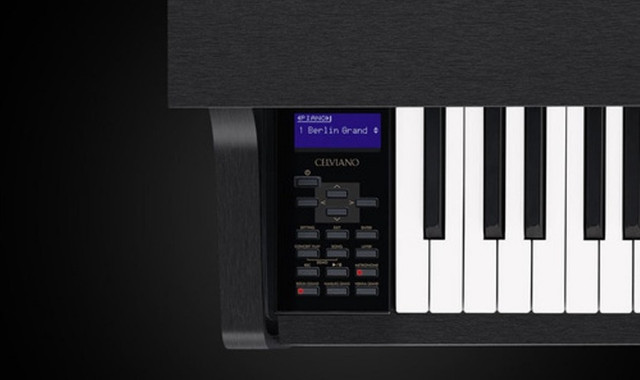 Piano Digital Casio Grand Hybrid GP 310 (Mixer Instrumentos Musicais) - Foto 4
