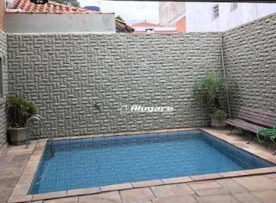 Sobrado com piscina no Maia para locacao residencial/ comercial, 5 dorms, 247 m² por R$ 8. - Foto 8
