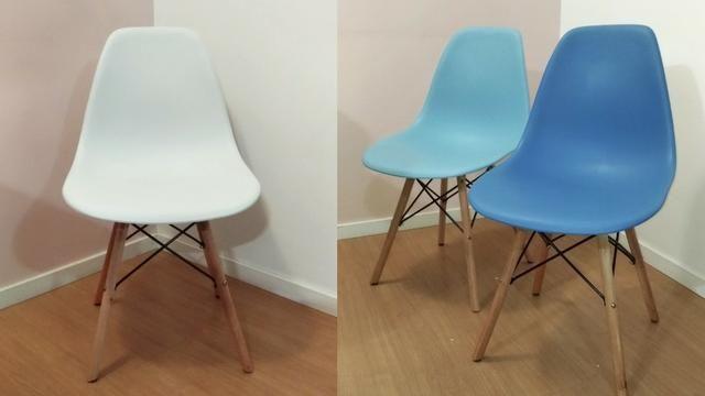 Cadeira tipo Eiffel ou Eames - Foto 2