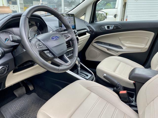 Ford Ecosport 2.0 Titanium 2.0 Flex + Com Teto Solar+ 2018/2019+ Impecável - Foto 13