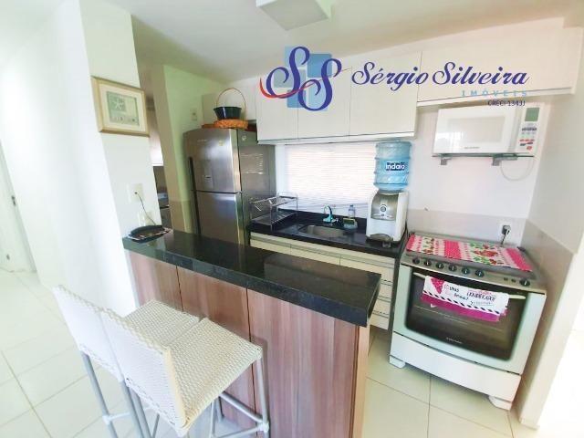 Apartamento à venda no Wellness Beach Park Porto das Dunas - Foto 5