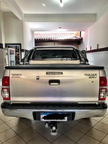 Hilux CD SRV 3.0 14/14 4x4 TURBO Diesel - Foto 3
