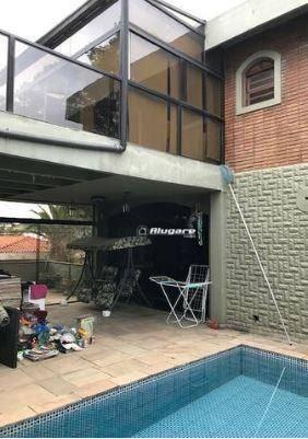 Sobrado com piscina no Maia para locacao residencial/ comercial, 5 dorms, 247 m² por R$ 8.