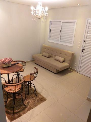 Apartamento mobiliado para temporada NOVINHO em Cuiabá bem localizado - Foto 5