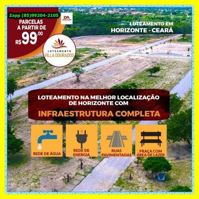 Loteamento Villa Dourados:::;Não perca tempo, invista agora!!!*@ - Foto 19