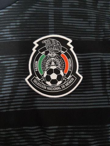 Camiseta Adidas Mexico - Foto 4