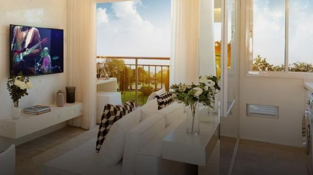 Apto entrega em outubro, 42 m² com excelente localização.