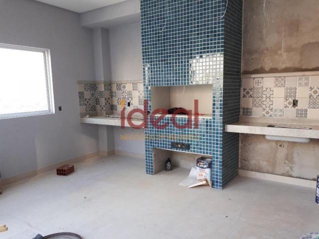 Apartamento à venda, 3 quartos, 1 suíte, 2 vagas, Santo Antônio - Viçosa/MG - Foto 10
