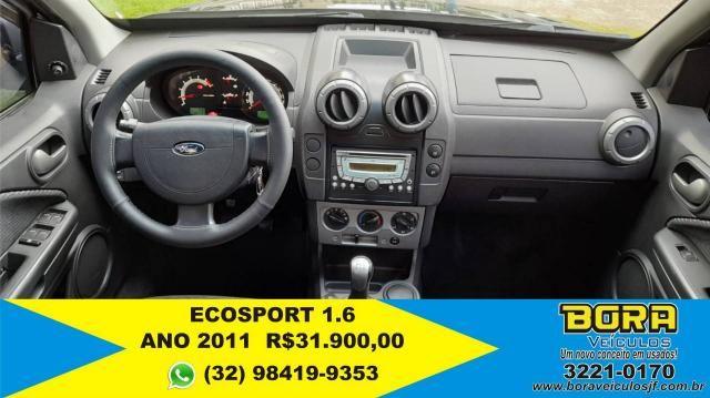 ECOSPORT 2010/2011 1.6 FREESTYLE 8V FLEX 4P MANUAL - Foto 9