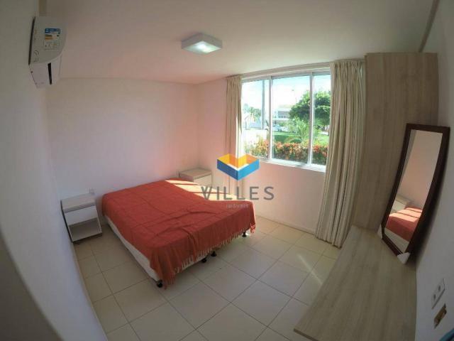 Casa com 5 dormitórios para alugar, 200 m² por R$ 1.500,00/dia - Barra Mar - Barra de São  - Foto 19