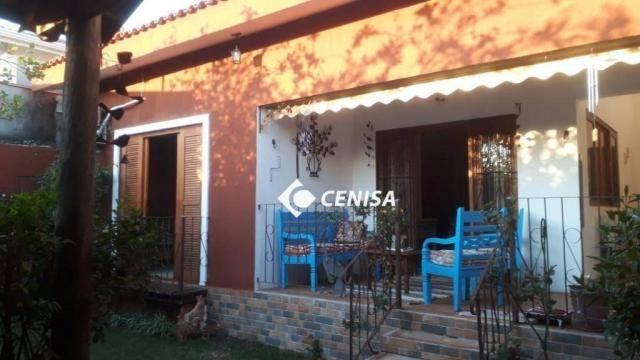 Casa com 3 dormitórios à venda, 120 m² por R$ 530.000