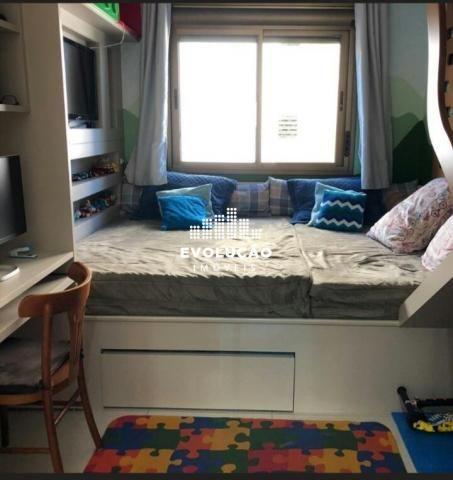 Apartamento à venda com 3 dormitórios em Balneário, Florianópolis cod:9276 - Foto 10