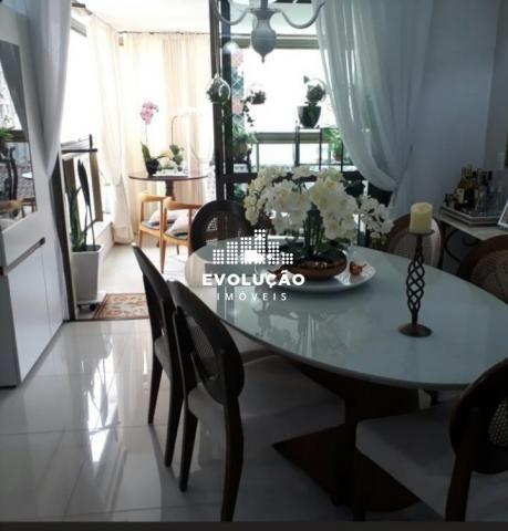 Apartamento à venda com 3 dormitórios em Balneário, Florianópolis cod:9276 - Foto 5
