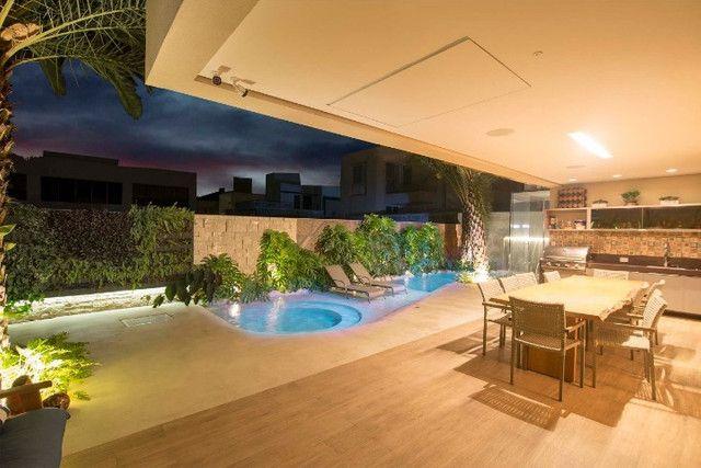 Casa luxuosa a venda no Bosque das Orquídes - Mobiliada - 04 suítes - 600m² - Foto 4