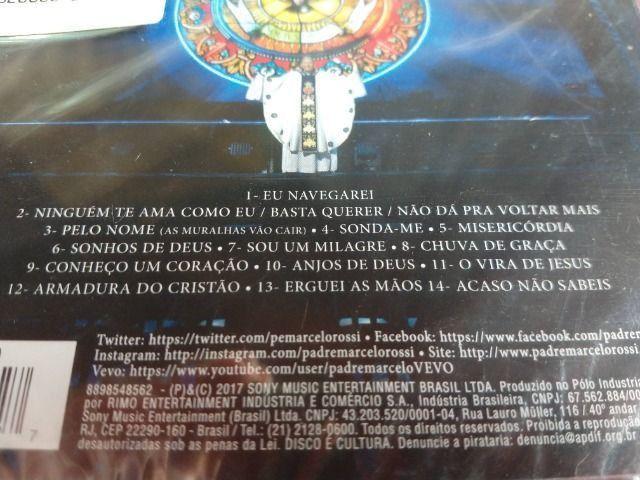 NOVO - CD Padre Marcelo Rossi - Imaculada - Foto 4