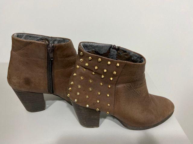 Vendo sapatos de 10,00 a 30,00 n. 34 e 35 - Foto 4