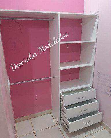 Mini closet grande 100% MDF  - Foto 2