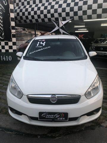 Fiat Grand Siena 1.6 AUT 2014 - GNV - Foto 2